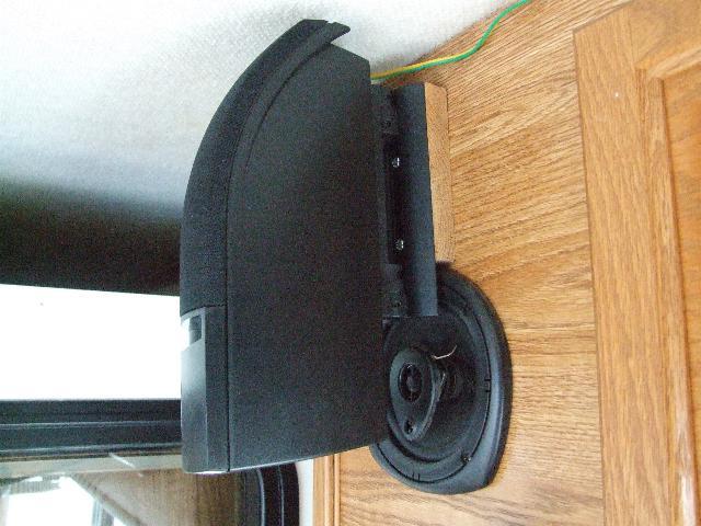 Motor Home Bose Speakers